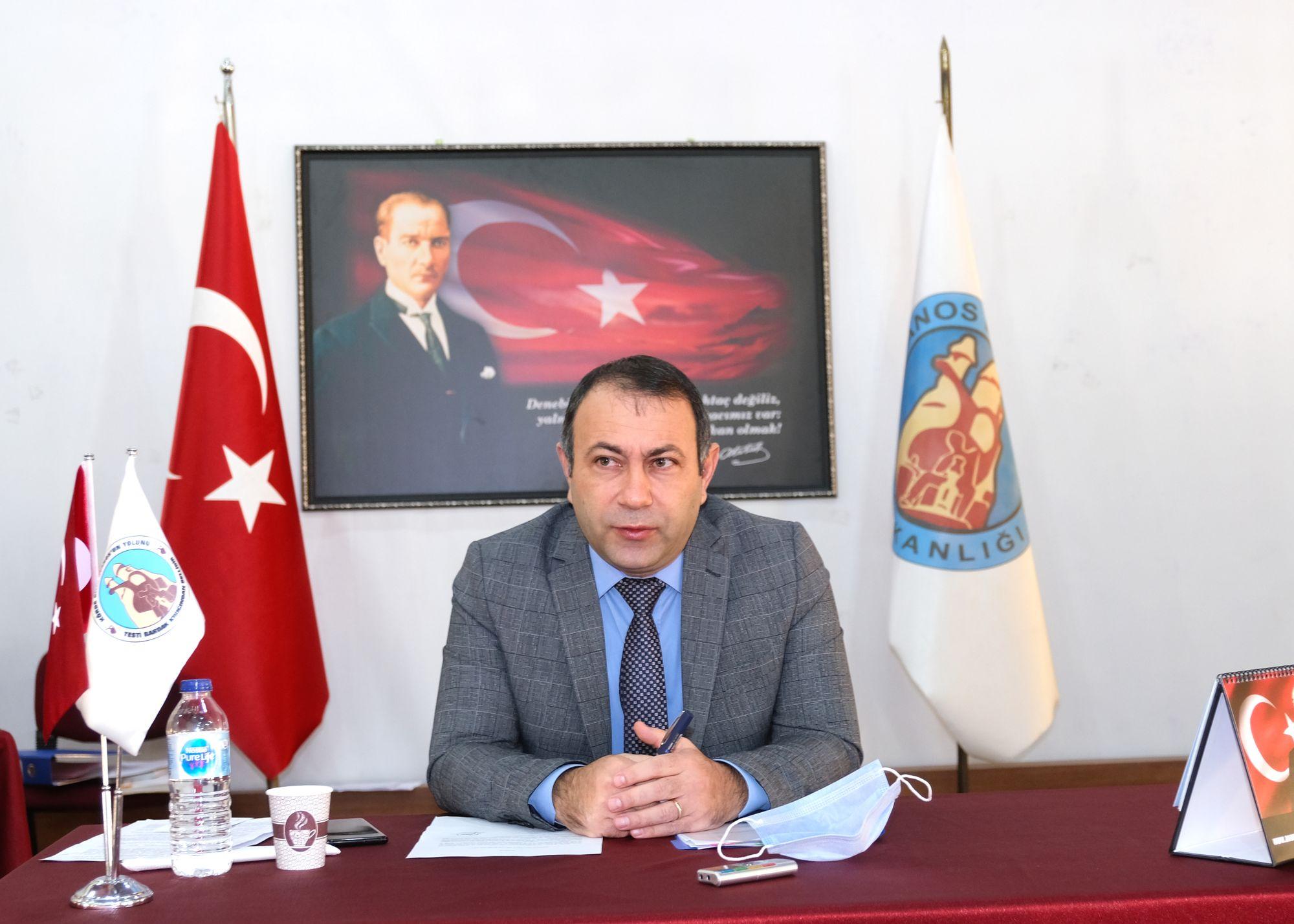 2021 yılı Ocak Ayı Belediye Meclis toplantısı Yapıldı.