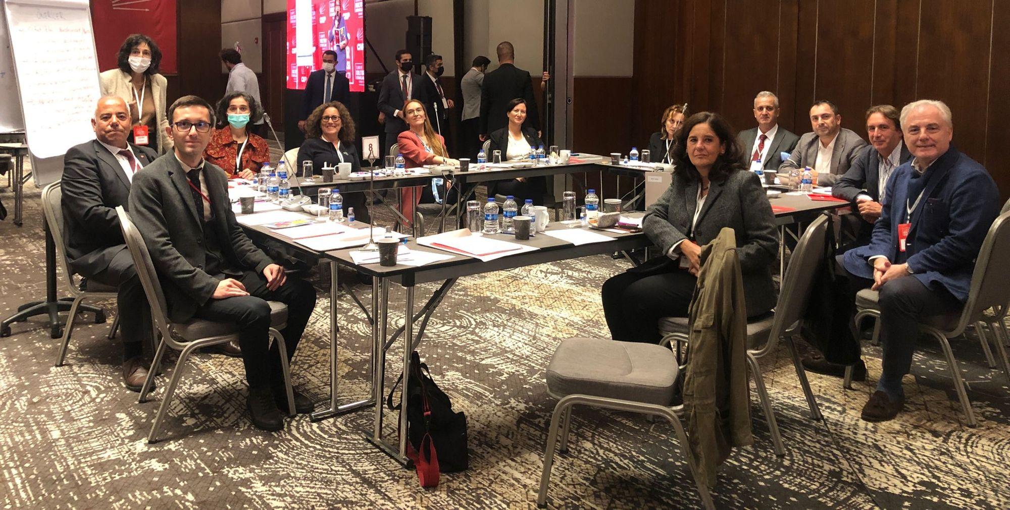 """Avanos Belediyesi """"Türkiye Kültür Stratejisi Forumu""""na Katıldı."""