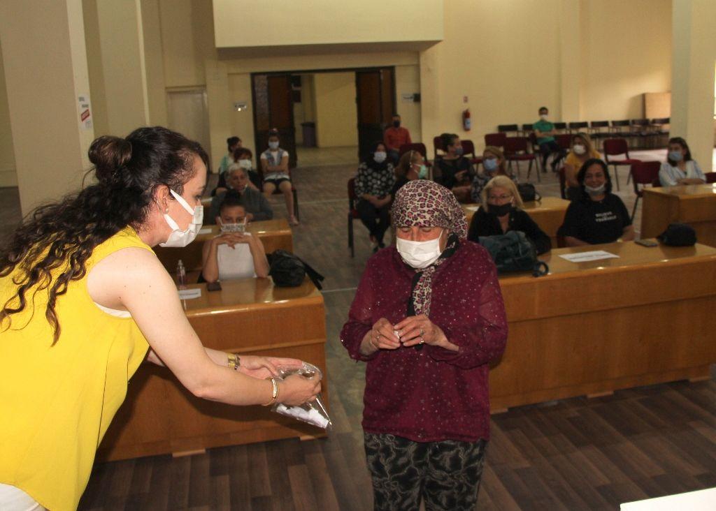 Avanos Kadın Emek Stantları Sahiplerini Buldu.
